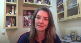 Juliane Bervian é professora da UPF