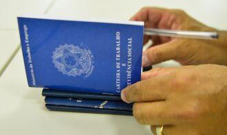 A queda de postos de trabalho foi de 763.232 de janeiro a abril (Foto: Marcelo Casal/Agência Brasil)