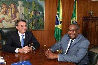 O presidente anunciou o nomeação na tarde desta quinta-feira (25) (Foto: Divulgação/Facebook)