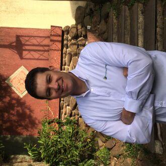 Rodrigo Dias, engenheiro agrônomo
