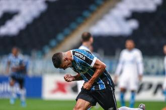 Diego Souza: dois gols – Foto Lucas Uebel GFBPA