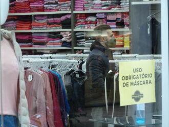 O comércio poderá funcionar em horário reduzido (Foto: Arquivo/ON)