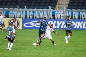 Jogo sem gols na Arena - Lucas Uebel-GFBPA