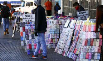 A população ocupada caiu para 81,5 milhões (Foto: Marcelo Camargo/Agência Brasil)