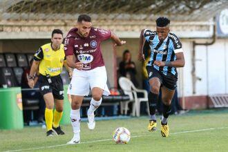 Decisão do primeiro turno: vitória do Caxias - Foto - Luiz Erbes – SER Caxias