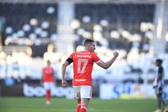 Galhardo marcou aos 5 minutos – Ricardo Duarte -SCI