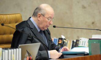 A decisão não foi assinada antes devido a uma internação médica inesperada de Celso de Mello (Marcello Casal Jr./Agência Brasil)