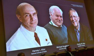 Premiados são dois americanos e um britânico (Foto: Claudio Bresciani/TT News Agency/Reuters)
