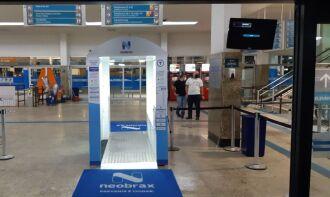 O governo também flexibilizou mais o trânsito por via aérea (Foto: Divulgação)