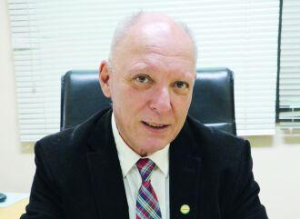 Presidente do Cremers, Carlos Isaia Filho (Foto: Divulgação/Cremers)