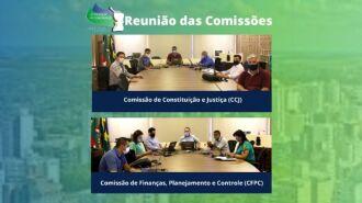 Data foi definida em reunião da Comissão de Finanças (Foto: Arte - Comunicação / CMPF)