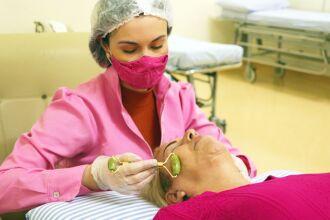 Atividades foram realizadas na Radioterapia da instituição (Fotos: Assessoria de Imprensa HSVP/ Gabrieli Corrêa)