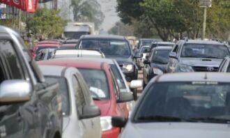 Com a flexibilização da quarentena cada vez mais veículos estão trafegando pelas ruas