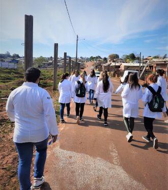 Os programas de residências em saúde UPF têm como objetivo proporcionar formação em serviço aos profissionais (Fotos: Divulgação)