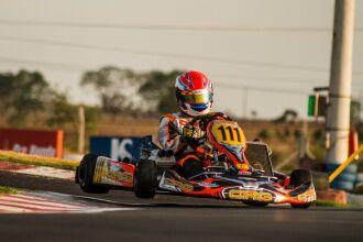 Bruno corre com chassi e motor italianos (Foto: Arquivo Pessoal)