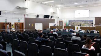 Prazo se refere a entrega das emendas impositivas à Lei Orçamentária Anual (Foto: Divulgação/Câmara de Vereadores)