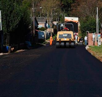 As obras envolvem pavimentação, drenagem, acessibilidade e sinalização de vias (Foto: Arquivo)