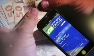 Não é necessário se dirigir a nenhuma agência da Caixa, lotérica ou posto de atendimento do Cadastro Único (Foto: Marcello Casal Jr./Agência Brasil)
