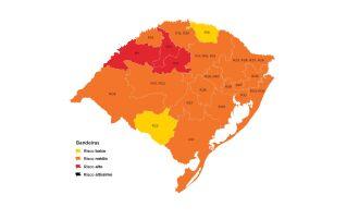 O mapa definitivo não sofreu alterações em relação ao preliminar (Imagem: Divulgação)
