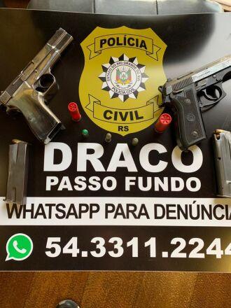 Divulgação/PC