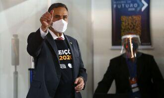 Barroso também pediu desculpas pela instabilidade (Foto: Marcelo Camargo/Agência Brasil)