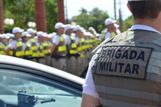 Os soldados temporários irão atuar em serviços internos, administrativos e de videomonitoramento (Foto: Arquivo/ON)
