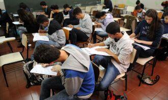 O número de participantes por sala será reduzido, pelo menos, em 50% (Foto: Agência Brasília