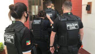 Operação Black Dolphin começou com uma investigação pela Polícia Civil de SP em 2018 (Fotos: Divulgação)
