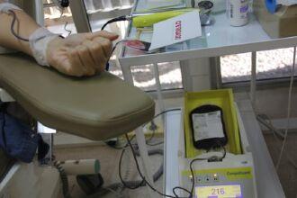 Hemocentros buscam aumentar doações para regularizar estoques (Foto: Divulgação)