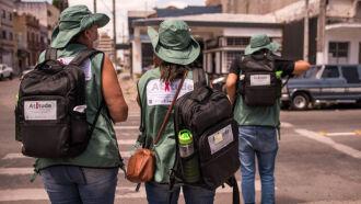 Ações de campo começaram na segunda-feira (Foto: Divulgação/SES)