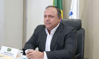 O ministro participou de audiência pública na comissão mista do Congresso (Foto: Erasmo Salomão/Ministério da Saúde)