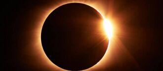 Eclipse do Sol ocorre na próxima segunda-feira, 14 (Foto: Divulgação)