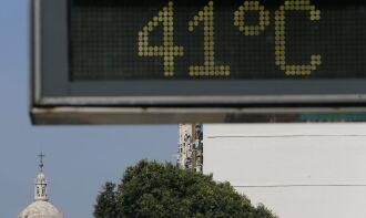 A temperatura no mundo ultrapassou em 0,13°C o recorde anterior, notificado no mesmo mês dos anos de 2016 e 2019, (Foto: Fernando Frazão/Agência Brasil)