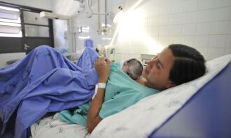 O número de pessoas nascidas e registradas em 2019 teve redução de 3% no Brasil (Foto: Marcelo Camargo/Agência Brasil)