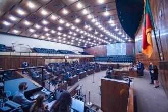 Nesta quinta (17/12) está prevista nova sessão para deliberação de matérias do Executivo ainda não apreciadas (Foto: Joel Vargas / ALRS / Divulgação)