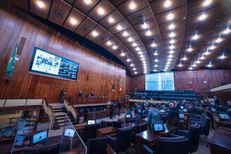 Projeto foi aprovado após meses de discussões (Foto: Joel Vargas/Assembleia Legislativa)