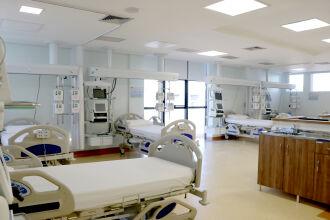 Ano foi de superação nos hospitais e de grande exaustão das equipes de saúde (Foto: Divulgação/HSVP)