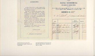 No princípio, anotações dos valores eram feitas em cadernetas mesmo (Foto: Arquivo/Agência Brasil)