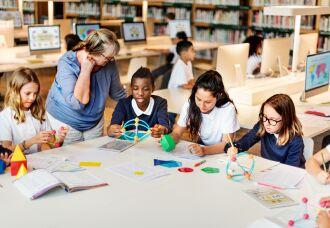 Curso busca abordar as mudanças educacionais no processo de ensino/aprendizagem da matemática na educação básica (Foto: Divulgação)