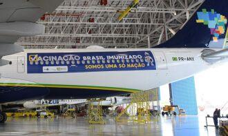 Voo estava previsto para decolar na noite de ontem, mas a viagem foi reprogramada em razão de questões logísticas internacionais (Foto: Agência Brasil)