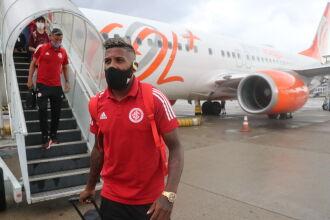 Delegação desembarcou à tarde no Aeroporto de Congonhas - Foto – Ricardo Duarte-SCI