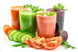 Sucos e frutas: fibras e antioxidantes - Foto - Photo Mix/Pixabay