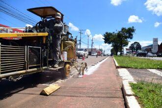 Os trabalhos estão previstos para ocorrer nos próximos 20 dias (Foto: Diogo Zanatta/PMF)