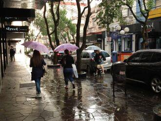 Para a normalização são necessárias chuvas periódicas e com volumes consideráveis (Foto: LC Schneider/Arquivo)