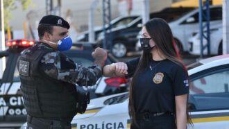 A estratégia de foco territorial determinado pelo RS Seguro se mantém como fator fundamental para puxar a queda no total de homicídios no Estado (Foto: Divulgação/GovernoRS)