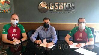 Assinatura aconteceu na segunda-feira (Foto: Divulgação/BSBios)