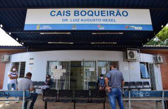 O Cais Boqueirão está localizado na Rua Coronel Pitinga (Foto: Diogo Zanatta)