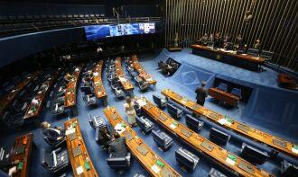 As sessões plenárias voltam a ser somente virtuais a partir da próxima semana (Foto: Fabio Rodrigues Pozzebom/Agência Brasil)