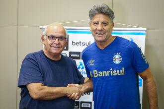 Romildo e Renato: dupla afinada - Lucas Uebel-GFBPA