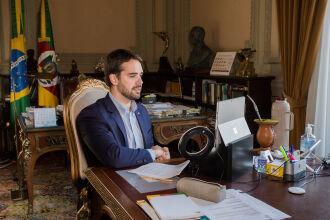 As medidas serão efetivadas por meio de decretos (Foto: Felipe Dalla Valle/Palácio Piratini)